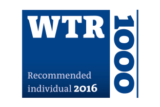 WTR – Recommended Individual 2016